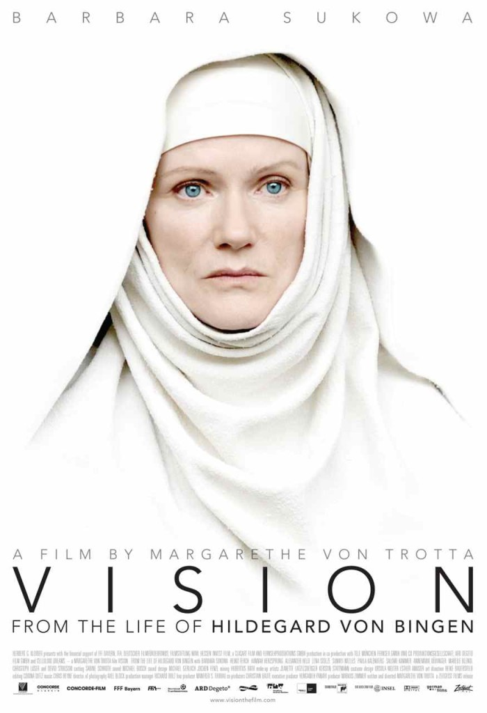 Barbara Sukowa, Vision – Aus dem Leben der Hildegard von Bingen (Vision, 2009; directed by Margarethe von Trotta) - Berlinale 2012 Jury