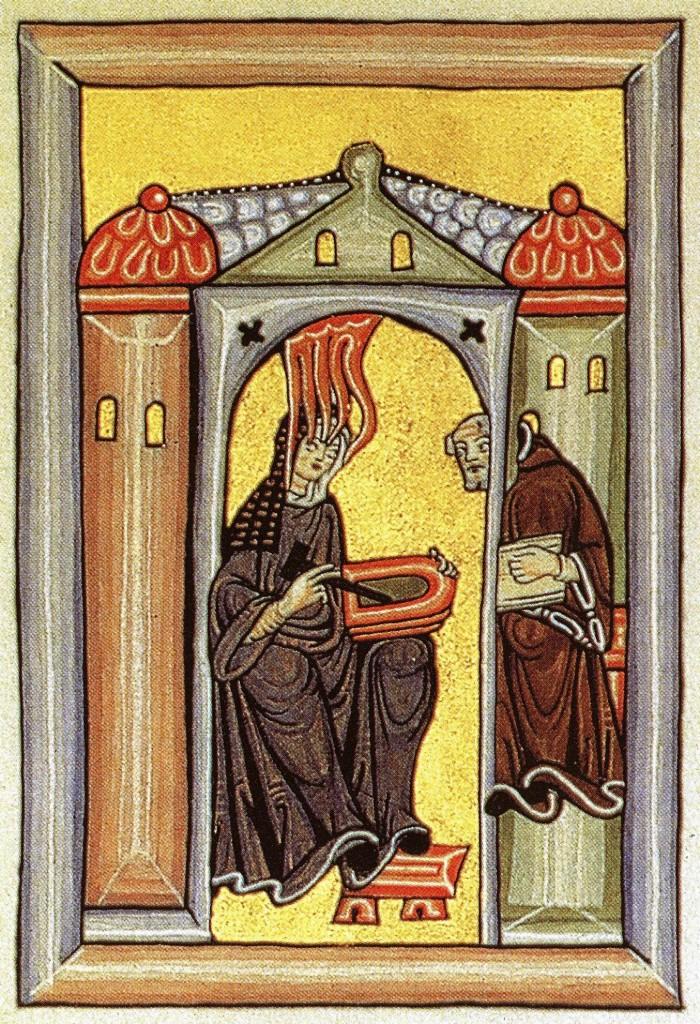 Codice Rupertsberger - Biblioteca di Stato di Wiesbaden - ms 2