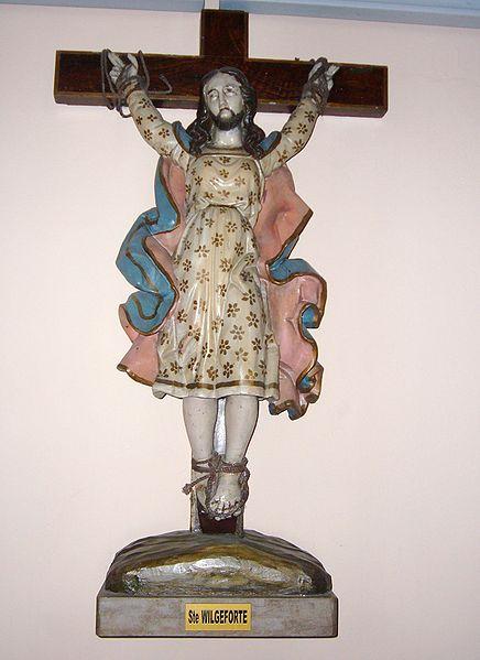 Santa Wilgefortis