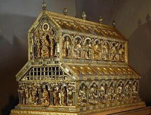 Arca dei Magi (Dreikönigenschrein) - Duomo di Colonia