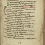 Jacopone da Todi, Laude - Roma, Biblioteca nazionale centrale Vittorio Emanuele II, Vitt.Em.849, 1326-1375