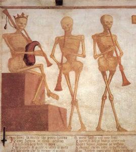 La morte suona la danza