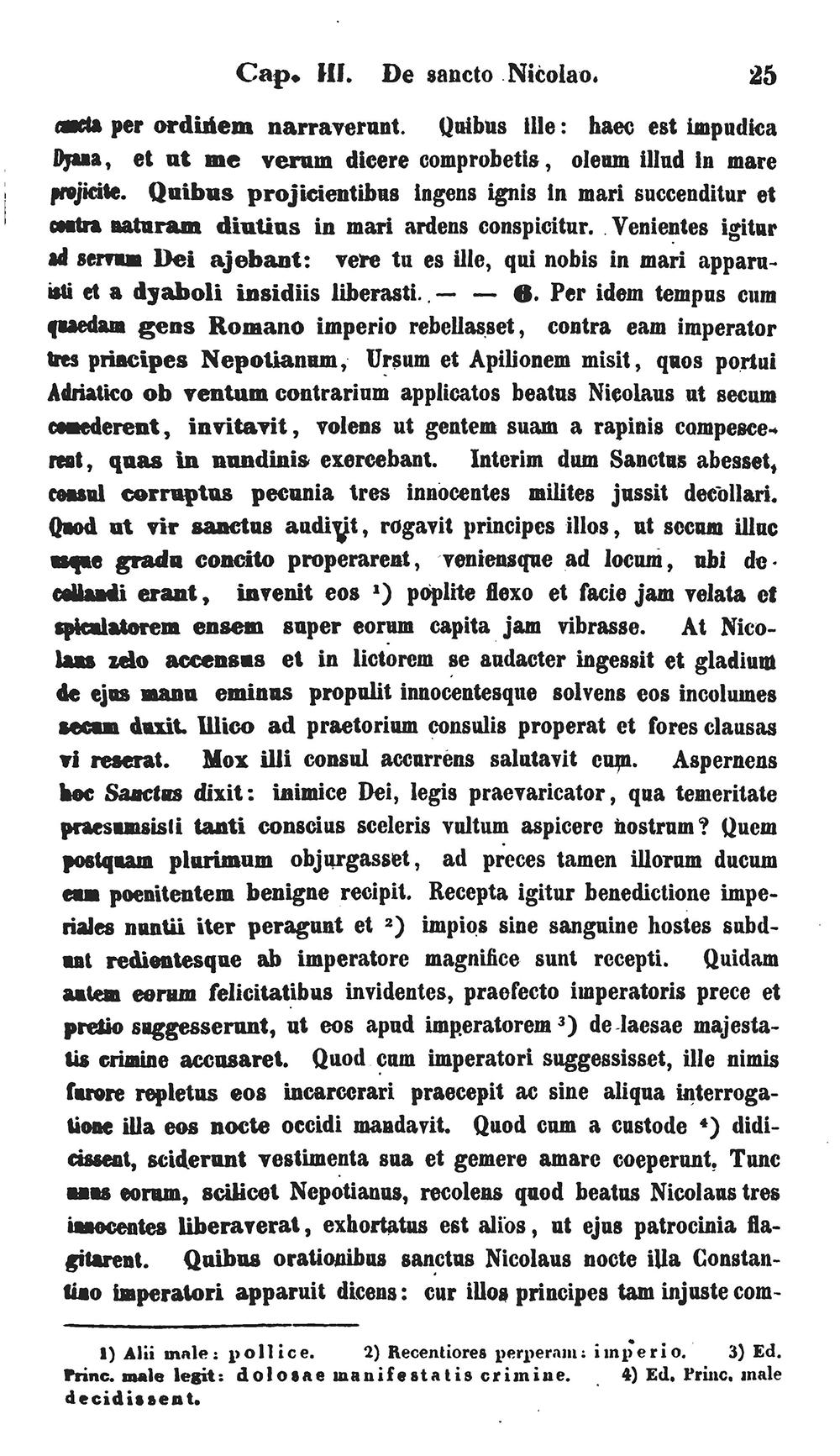 Jacobi a Voragine, Legenda Aurea: Vulgo Historia Lombardica Dicta, a cura di J. G. T. Grasse, Lipsia, Librariae Arnoldianae, 1850